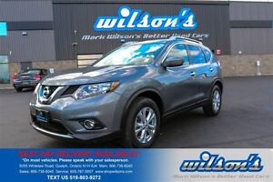 2016 Nissan Rogue SV AWD! PANORAMIC SUNROOF! REAR CAMERA! HEATED