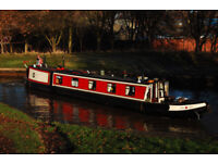 57' Traditional Narrowboat by Doug Moore *offers welcome for quick sale*