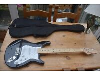 Behringer Beginner Guitar With Amp and Case