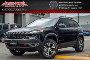 2017 Jeep Cherokee New Car Trailhawk Leather+|4x4|Tech,SafetyTec