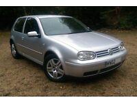 2002 VW Golf MK4 1.9L in Silver 5 Months MOT