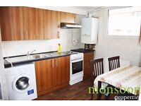 3 BEDROOM FLAT, FULLY FURNISHED, CLOSE TO STATION AND BUS, N11