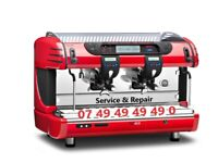 Commercial Coffee Machine - Service & Repairs