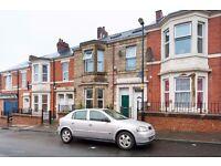 Newcastle/Benwell - 2 bed lower flat - new refurb