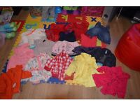 Dressess and Jackets Baby Girl 12-18 months