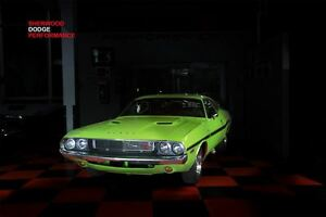 1970 Dodge Challenger Rare RT Big block