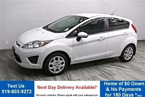 2013 Ford Fiesta SE HATCHBACK HEATED SEATS! POWER PACKAGE! AIR C