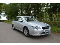 2004 Subaru Legacy R Sport Estate – Very Low Miles, Excellent Service History, Fantastic Car