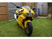 Ducati 900ss i.e., Yellow, Full MoT, Ready For Summer. REDUCED, MUST SELL.