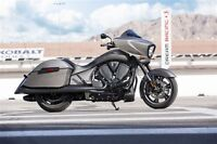 2015 Victory Motorcycles Cross Country FINANCEMENT AU MEILLEUR T