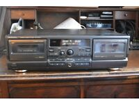Technics RS-TR474 Twin Cassette Tape Deck