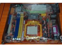 Foxconn 6150M2MA-KRS2H - motherboard - micro ATX - Socket AM2 - GeForce 6150