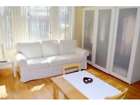 FURNISHED BRIGHT ONE BEDROOM FLAT LOCATED IN ACTON AVAILABLE FROM 29TH MAY! DSS ACCEPTED!