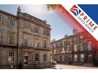 Modern | Affordable | Flexible - Edinburgh (EH1) - Private Office Space to Rent on Flexible Terms