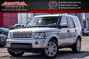 2013 Land Rover LR4 4x4|Leather|Parking Sensors|HTD Frnt Seats|A
