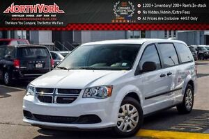 2016 Dodge Grand Caravan CVP|CleanCarProof/1-Owner/LowKM|StowNGo