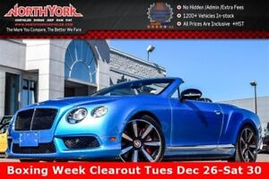 2015 Bentley Continental GT AWD|Mulliner Driving Specfication Pk
