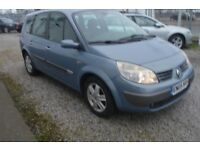 2005 RENAULT GRAND SCENIC DYN-IQUE 16V