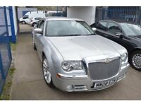 2008 CHRYSLER 300C SRT DESIGN AUTO 12 MONTHS MOT