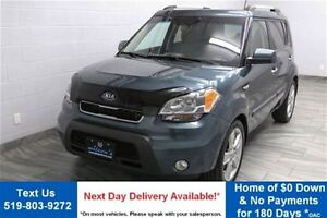 2011 Kia Soul 4u 5-SPEED! ALLOYS! HEATED SEATS! POWER PACKAGE! C