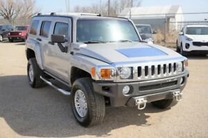 2007 HUMMER H3 4x4 Leather, Powersunroof, Alloys
