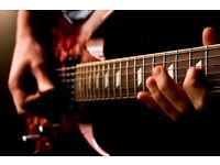 Electric / acoustic Guitar lessons