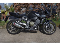 Yamaha Fazer FZ1 in super condition. 2009. Great all round bike.