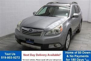 2011 Subaru Outback AWD 2.5i SPORT w/ SUNROOF! ALLOYS! HEATED SE
