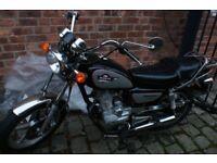 Motorbike 125 cc HUONIAO HN125-8