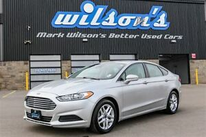 2013 Ford Fusion SE HEATED SEATS! BLUETOOTH! POWER DRIVERS SEAT!