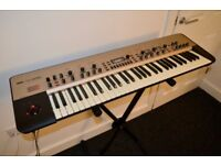 Selling this great synth including official Korg carry bag/backpack for £650