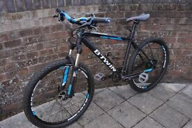 B'Twin Rockrider 560 Downhill/Mountain Bike - Excellent condition!