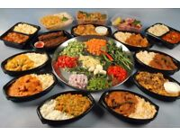 Pakistani and Indian food catering, prepared in home and delivered at your door, 100% Halal food