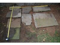 PENNANT STONE FLAGS/SLABS
