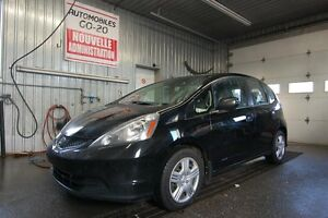 2014 Honda Fit JAMAIS ACCIDENTE LX AUTOMATIQUE AIR CLIMATISE GAR
