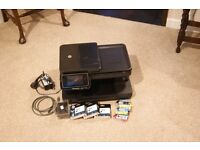 HP Photosmart All in One Printer.