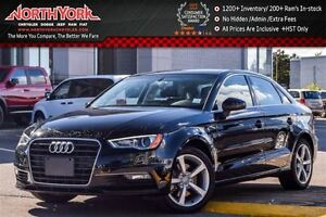 2016 Audi A3 1.8T Komfort|CleanCarProof/1-Owner|Sunroof|Bluetoo