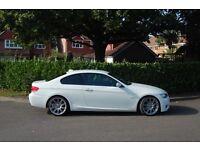 BMW 320i Coupe (White) M Sport