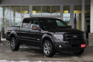 2013 Ford F-150 FX4 Crew Luxury Package 3.5L Ecoboost