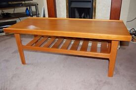 Myer Retro Coffee Table