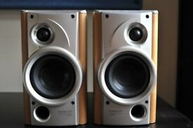 Kenwood bookshelf speakers