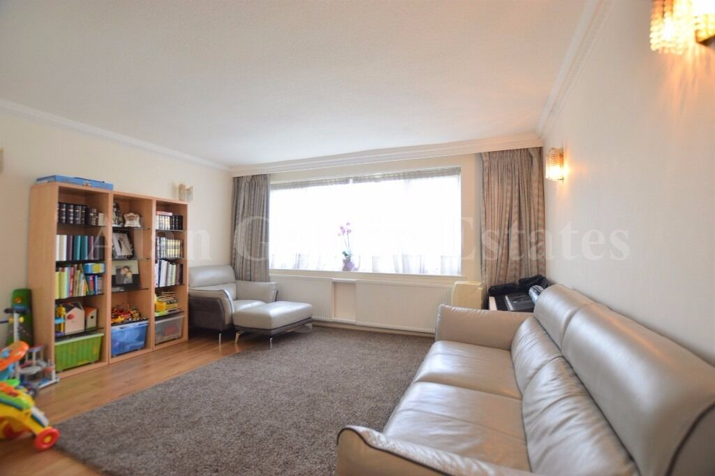 A large TWO DOUBLE BEDROOM apartment in this very popular purpose built block with a lift.