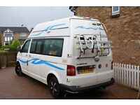 t5 sport line lwb high top cowal convertion by cabervans long established company /