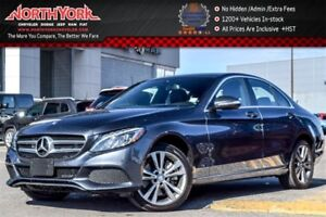 2015 Mercedes-Benz C-Class C 300|4Matic|BlindSpot|Pano_Sunroof|M