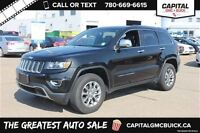 2014 Jeep Grand Cherokee Limited 4WD *Leather-Sunroof-Rear Camer