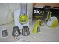 Electric Food Grater and Slicer