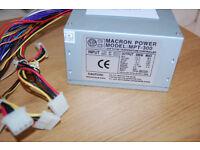 MACRON MPT - 300 POWER SUPPLY 300 WATT AT