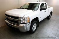 2010 Chevrolet SILVERADO 2500HD LT 4WD V8 EXTENDED CAB! 1 OWNER!
