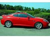 Hyundai Coupe SIII 2.0 - 2007 - 141 Bhp - 50,380 Miles - 12 Months MOT