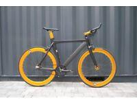 "Brand new NOLOGO ""X"" TYPE single speed fixed gear fixie bike/ road bike/ bicycles qqaswq1"